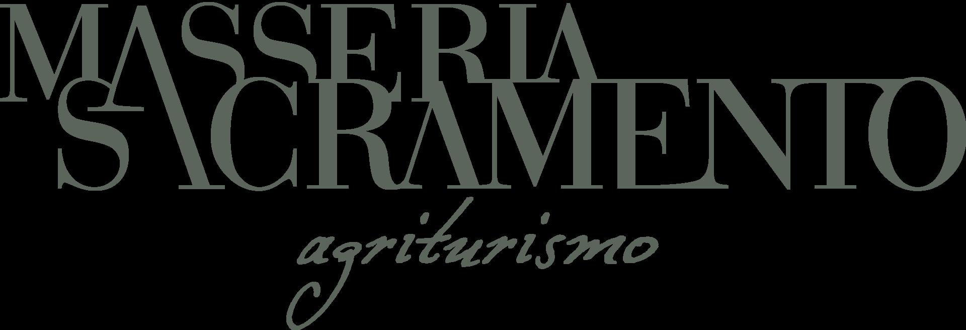 Masseria Sacramento logo